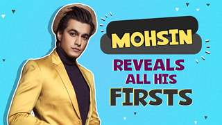 Mohsin Khan Reveals All His Firsts | Fun Secrets Revealed | India Forums
