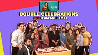 Anupamaa's Cast On Producer Rajan Shahi's Birthday | Highest TRP & More