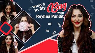 What's In My Bag Ft. Rehyna Pandit | Bag Secrets Revealed | India Forums
