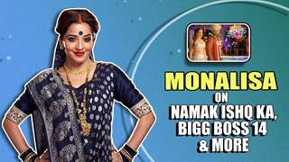 Monalisa Talks About Her New Show, Bigg Boss 14 | Colors tv