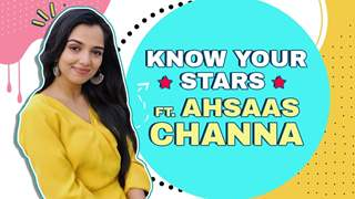 Ahsaas Channa Spills Some Fun Childhood Secrets, Embarrassing Moments & More