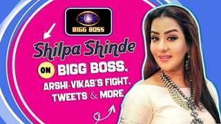 Shilpa Shinde On Bigg Boss, Vikas-Arshi's Tiff, Tweets & More