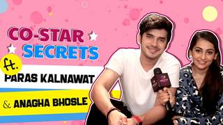 Co-Star Secrets Paras Kalnawat & Anagha Bhosle | Anupamaa | Star Plus