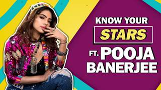 Know Your Stars Ft. Pooja Banerjee | Kumkum Bhagya | Fun Secrets Revealed