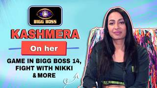 Kashmera Shah On Bigg Boss 14, Krushna's Reaction, Fight With Nikki & More