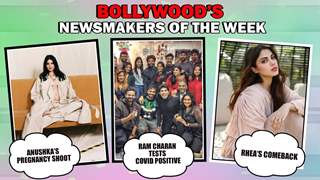 Bollywood's Newsmakers Of the Week | Anushka's Pregnancy Shoot, Rhea's Comeback & More