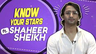 Know Your Stars Ft. Shaheer Sheikh | Fun Secrets Revealed