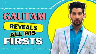Gautam Vig Reveals All His Firsts | First Audition, Pay Cheque & More