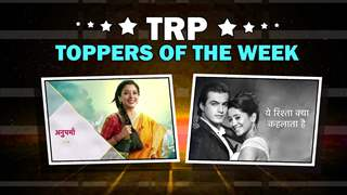 Television's TRP Toppers Of The Week | Anupamaa, Imlie Ratings & More