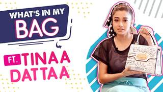 What's In My Bag Ft. Tinaa Dattaa | Bag Secrets Revealed | India Forums