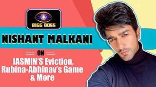 Nishant Singh Malkani On Jasmin's Eviction, Aly & Rahul's Bond, Abhinav's Game & More
