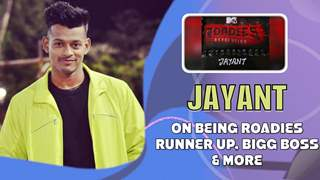 Jayant Talks About Being Roadies Runner Up, Bigg Boss & More