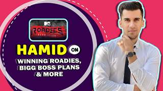 Hamid On WINNING Roadies, Doing Bigg Boss & More | India Forums