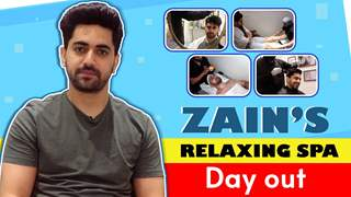 Zain Imam's Spa Day Out   Relaxation Time   India Forums