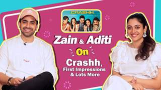 Zain Imam And Aditi Sharma On Behind The Scenes Fun, First Impressions & More