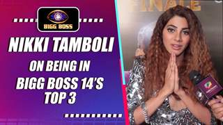 Nikki Tamboli's Exclusive Interview | Being Top 3, Bigg Boss 14 & More