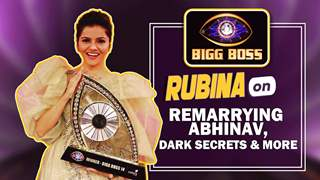 Rubina Dilaik On Remarrying Abhinav, Dark Secrets, Bigg Boss 14 & More