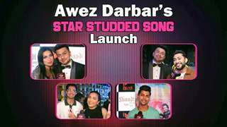 Awez Darbar's Star Studded Launch | Nagma, Siddharth, Anam, Zaid & More