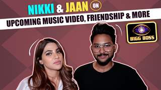 Nikki & Jaan On Upcoming Music Video, Friendship & More