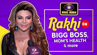 Rakhi Sawant on Bigg Boss 14, Mother's health, Salman & More