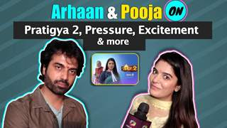 Arhaan Bahll And Pooja Gor On  Pratigya 2, Excitement & More