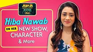 Hiba Nawab On Her New Show, Comeback, Web Shows & More