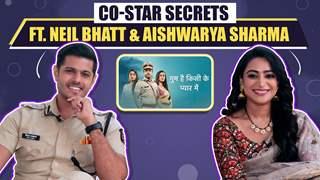 Neil Bhatt And Aishwarya Sharma's Co-Star Secrets | Ghum Hai Kisikey Pyaar Mein