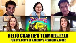 Hello Charlie's Team Reveals Fun Secrets, Aadar On Karen's Newborn & More