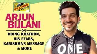 Arjun Bijlani On Doing Khatron Ke Khiladi 11, His Fears & Lots More
