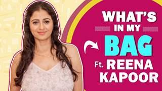 Reena Kapoor के Bag का राज़ | What's In My Bag | India Forums Hindi