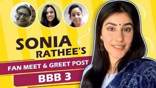 Sonia Rathee's Fan Meet & Greet After Broken But Beautiful 3