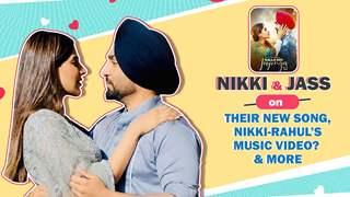 Nikki Tamboli & Jass Zaildar On Their New Song, Nikki On Khatron, Video With Rahul? & More