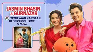 Jasmin Bhasin And Gurnazar On Their New Song, Old School Love & More