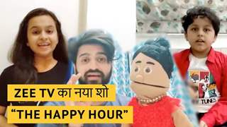 Zee Tv पर आने वाला है The Happy Hour | Comedy | Non Fiction