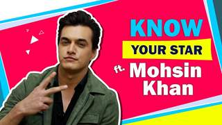 Know Your Stars Ft. Mohsin Khan   Fun Secrets Revealed   India Forums