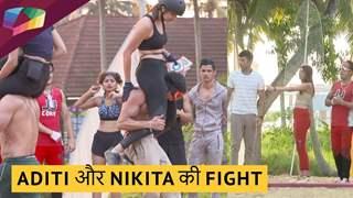 MTV Splitsvilla X3: EPISODE UPDATE   Nikita-Aditi की FIGHT   Drama