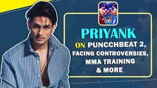 Priyank Sharma On Puncchbeat 2, Controversies, MMA Training & Lots More