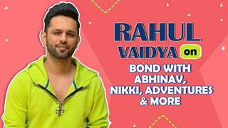 Rahul Vaidya On Bond With Nikki & Abhinav | KKK 11 Journey & More