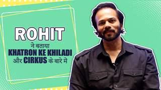 Rohit Shetty संग Khatron का special launch | Cirkus