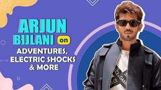 Arjun Bijlani On Adventures, Electric Shocks & More | Khatron Ke Khiladi 11