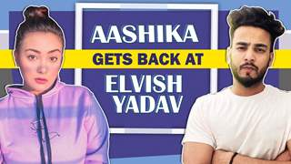 Aashika Bhatia Gets Back At Elvish Yadav's Body Shaming Comments | Find out more