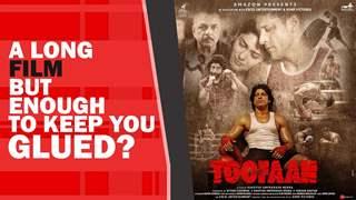 Toofan Review | Farhan Akhtar | Mrunal Thakur | Paresh Rawal | Amazon Prime Video