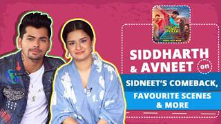 Avneet Kaur & Siddharth Nigam On Their Song, Working Together, Favourite Scenes & More