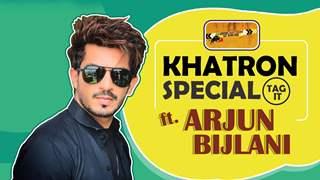 Khatron Special Tag It Ft. Arjun Bijlani | Fun Secrets Revealed