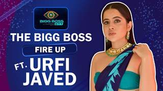 The Bigg Boss Fire Up ft. Urfi Javed   India Forums