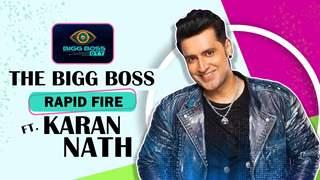 The Bigg Boss Rapid Fire Ft. Karan Nath   India Forums
