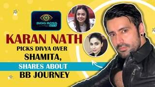 Karan Nath Says Divya Is A Better Person   Fights With Pratik   Bigg Boss OTT