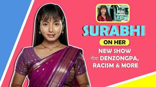 SURABHI DAS ON NIMA DENZONGPA   Colors tv show   Exclusive interview