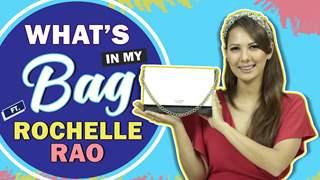 What's In My Bag Ft. Rochelle Rao | Bag Secrets Revealed