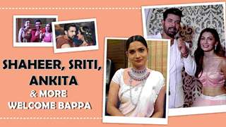 Zee Family Welcomes Bappa | Ganpati Celebrations & Performances